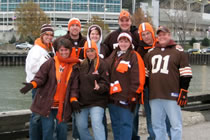 Texans @ Browns 11/25