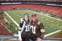 Browns Trip to NY 12/9