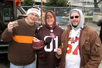 Raiders @ Browns 12/27