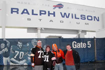 Browns Trip to Buffalo 12/12