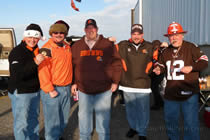 Redskins @ Browns 12/16